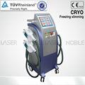 La eliminación de grasa, la remodelación del cuerpo crio rf cavitación que adelgaza la máquina