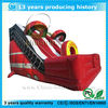 china supplier giant inflatable slides for sale, inflatable double lane slip slide
