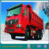 2013 best china sinotruk new tipper trucks for sale