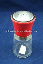 glass salt cruet