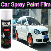 Colorful Car Rubber Paint,Spray Film Peelable Instantly,Multi-functiont Spray Paint Film 400ml