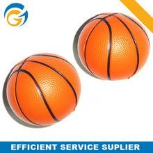 China Sports PU Stress Ball Basketball