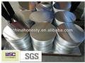Aluminio ronda discos de 1200-O