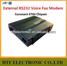 seamlessly Conexant chipset 56K External Voice desktop cablem zte tablet RS232 FAX Modem