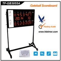 TF-GB3004 LED cricket scoreboard for sale