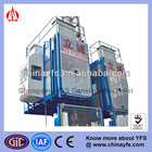 Construction Elevator lifting material and passengers for building owner in rental companies