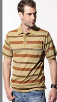 new style popularest yam dyed color men's T-shirt clothing