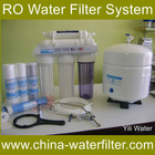 5 Stage Reverse Osmosis Water Purifier with 50G RO Membrane Good Quality water filter Bio Water Filter