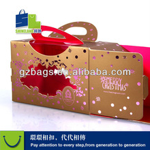 Top sale 100% Eco-friendly & Recycle Customized Paper Box&Cake Box