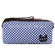 Fahion korean outdoor stylish hobo canvas bags customized