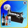 Manual labeling machine for bottles / Easy bottle labeler TB-26