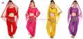 Trajes de danza del vientre mujeres desgaste de la danza india trajes de danza del vientre barato Sexy fancy bra panty set T-5016 #