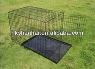 Indoor or Outdoor wood dog cage