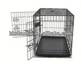 Indoor or Outdoor dog cages stainless steel
