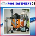 piscina automático de areia de quartzo filtro do aquário