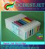 2015 good offer ! Refillable ink cartridge for Epson 7800 printer