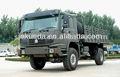 Howo vehículo militar 4 X 4
