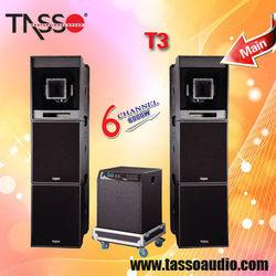 powered outdoor indoor pro sound equipment