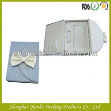 Gift packaging small box,bowknot cute style made in China