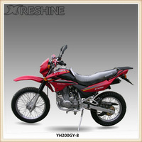 4 stroke cheap motorcycle off road dirt bike