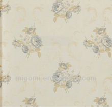non-woven met art wallpaper