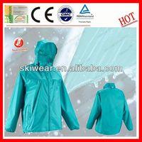 Customized Quality heavy duty long raincoat