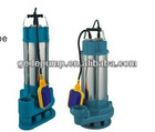 V SERIES SUBMERSIBLE PUMP STAINLESS STELL SEWAGE TYPE