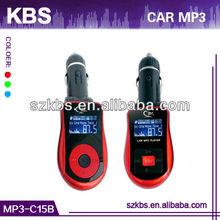 Best Sale Support MP3/WMA/ASF format music car mp3 player mp3 fm modulator drivers