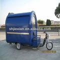 2014 caliente de venta de alimentos y carros de venta/cocina móvil de camiones van de alimentos