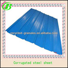 gi corrugated roof sheet/metal roofing
