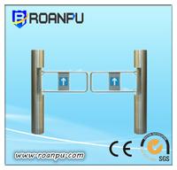 Pedestrian indoor security swing barriers gates