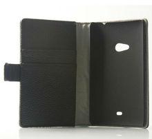 for Nokia Lumia 625 leather case