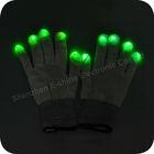 White gloves black light