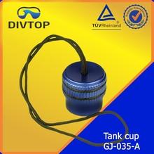 Aluminum Regulator Din Cap /diving accessory