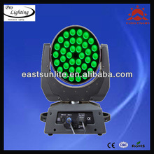 2014 NEW 36 10w zoom led moving head wash light move china/led night clubs