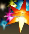 потолка надувные украшения звезды для украшения/декоративные висячие звезды
