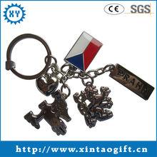 2013 newest metal custom special keychain