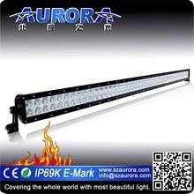 AURORA 50inch led light bar light hid jet helmet