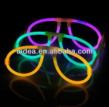 Glow Stick Eyeglasses Light Up Party Novelty Eye Glasses Assort Color