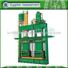 Cotton press baling machine
