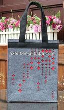 New Simple Promotional Felt Tote Bag