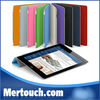 Newest Design Magnetic Ultra thin Leather Smart Cover with wake sleep fuction, 3 Fold Stand Case For Ipad 2 3 4