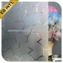 decorative glass, art glass, pattern glass