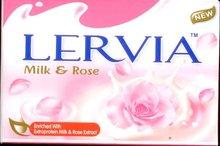 LERVIA Milk & Rose Soap