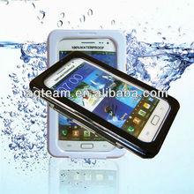 Hot Selling Waterproof Shockproof Dustproof Resistant PC silicone Hybrid Case For samsung galaxy note2 N7100