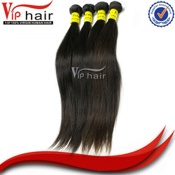 On Sale 5A Black Color #1B Peruvian Natural Straight Hair