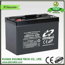 12v 100ah ups battery supplier for inverter and ups