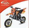 Dirt bike electric start 49cc four stroke