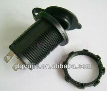 industrial socket outlets12V Cigarette Lighter Power Socket Plug Outlet