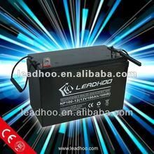 JIS standard car battery 12V150AH auto battery dry charged car battery N150